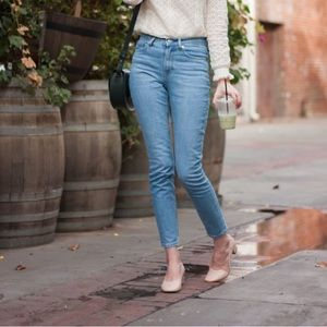 American Eagle Super Stretch Skinny Jeans Size 00
